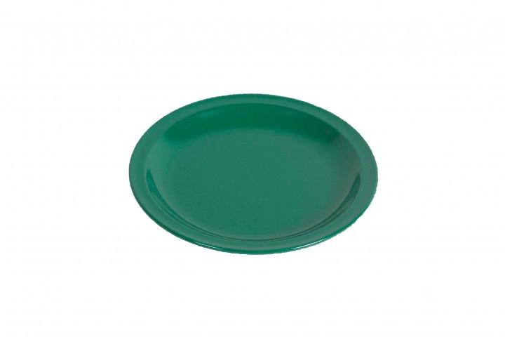 Waca Melamin, grün Kuchenteller Ø 19,5 cm