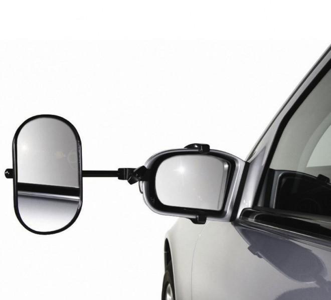 EMUK Wohnwagenspiegel für VW Golf, Jetta, Passat, Sharan und Skoda