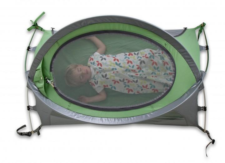 LittleLife Kinder-Reisebett Arc 2