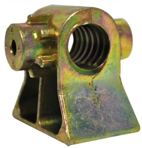 Spindelmutter für Stabilform-Steckstützen Stahl-Gewindeblock 20 mm