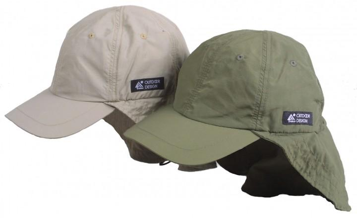 Legionärskappe, Supplex khaki, One-Size