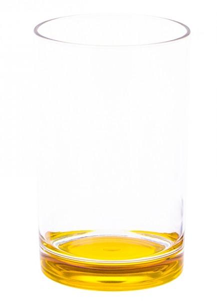 Trinkglas 250 ml gelb