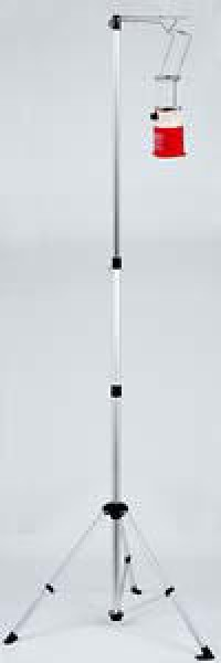 Aluminium-Stativ 100-240cm teleskopisch 3-stufig