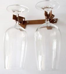 Mega-Klipp Glashalter Standard für 4 Gläser