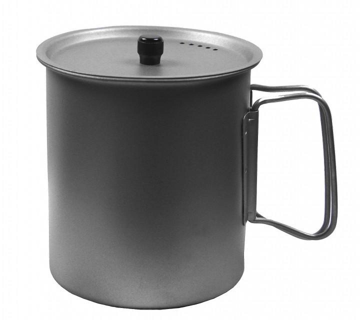Vargo 'Ti-Lite Mug' 0,75 L