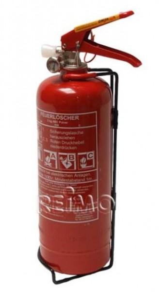 ABC Feuerlöscher 2kg für Wohnmobil