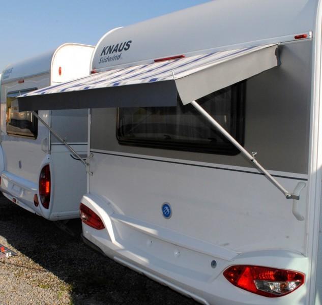 Wohnwagen Fenstermarkise Trento I Camping Outdoor Zubeh R