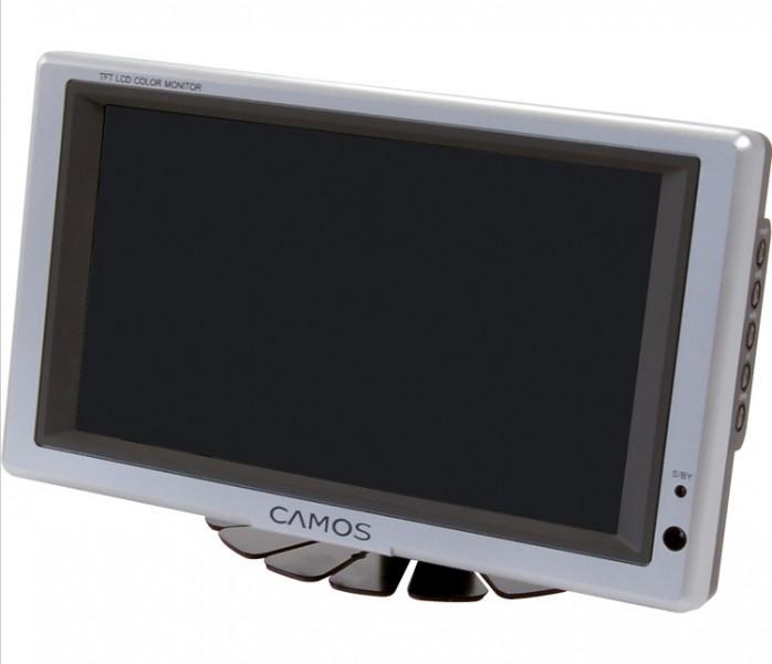 Rückfahrvideosystem Camos RV-752 7 Zoll