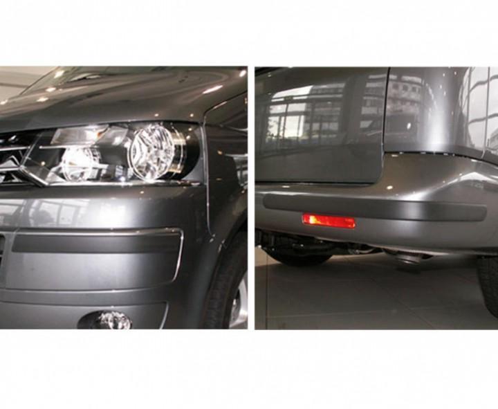 Stoßfänger Profil VW T5 ab 2009 schwarz