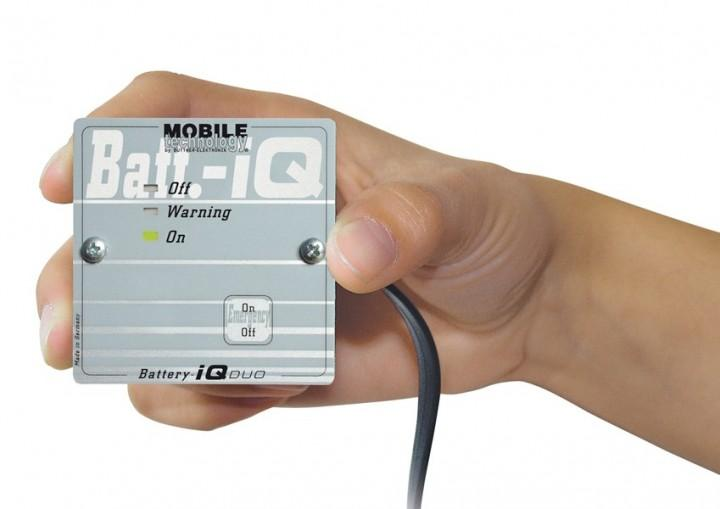 MT-Batterie-iQ DUO Fernbedienung