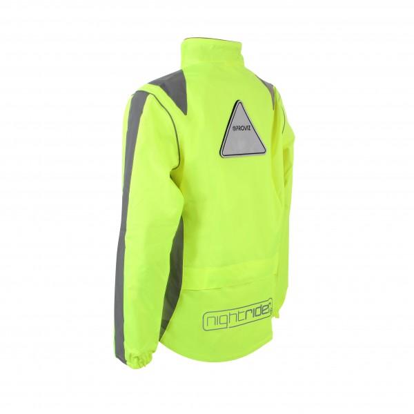 Proviz 'Nightrider' Jacket, Damen gelb, S