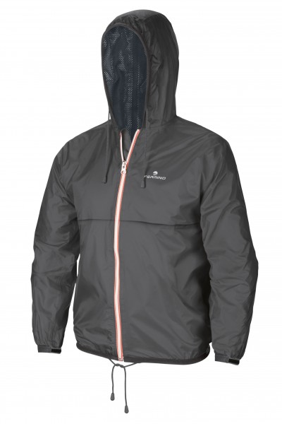 Ferrino Regenjacke 'Air Motion' schwarz XXXL