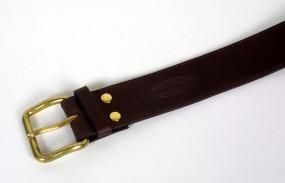 Basic Nature Geldgürtel 'Classic' mokka, 95 cm