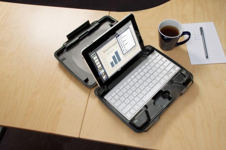 Peli ProGear 1075 Hardback Case mit Polstereinsatz für iPad®