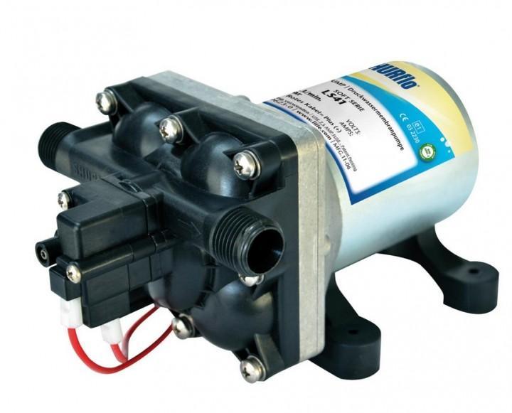 Druckwasserpumpe Shurflo® Soft 7,5 l/min