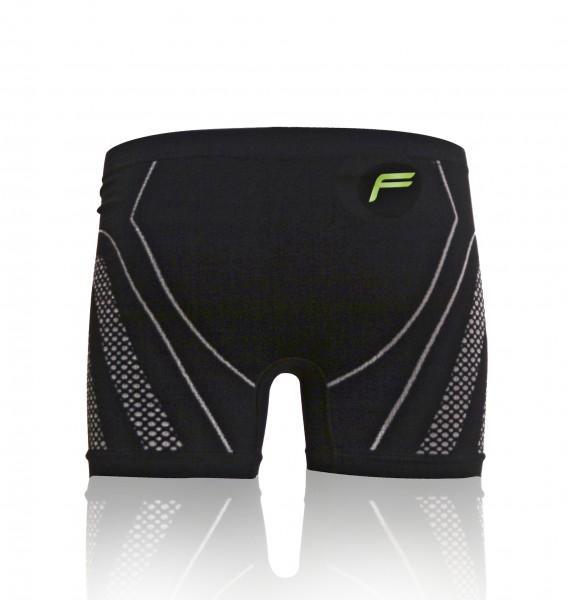 F Functional Underwear 'Megalight 140' Panty, Women, schwarz, S