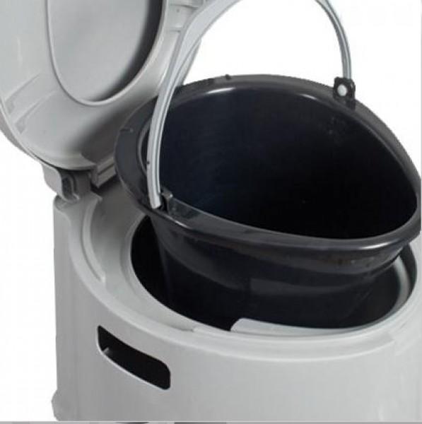 Tragbare Eimertoilette Optitoil XL