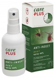 CarePlus® Anti-Insect Deet Spray 40% 60 ml