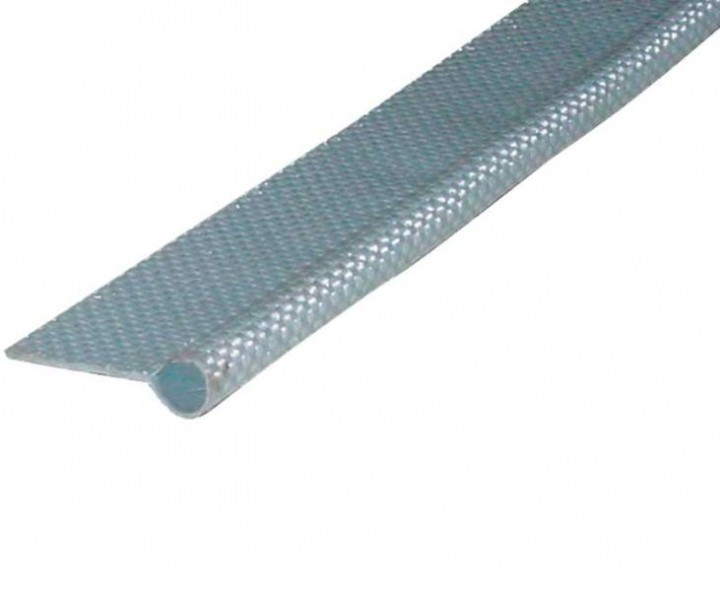 PVC-Keder mit Textileinleger 7,5mm 10 m