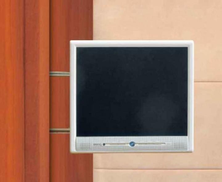TFT-Konsole 46,5cm ausziehbar nach links