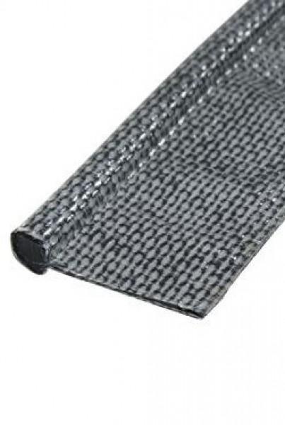 Textil Keder grau 7 mm