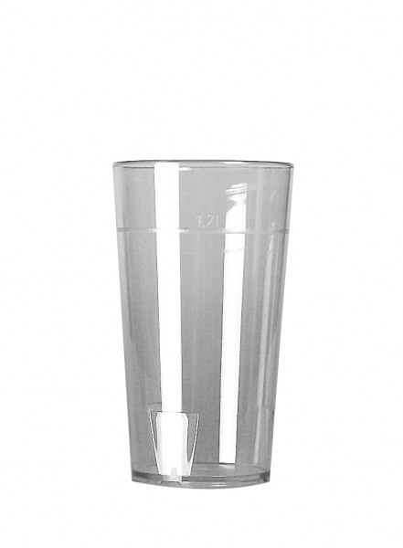 Waca Polycarbonat Becher 200 ml