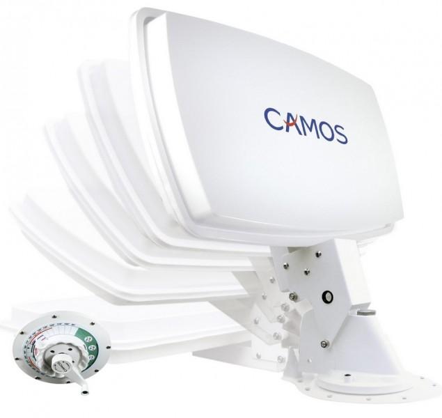 Sat-Antenne Camos H10D Top