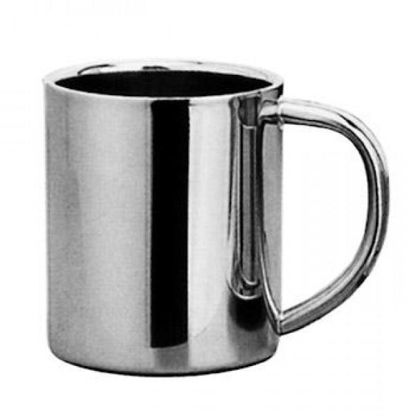 Kaffeebecher Edelstahl 0,3l