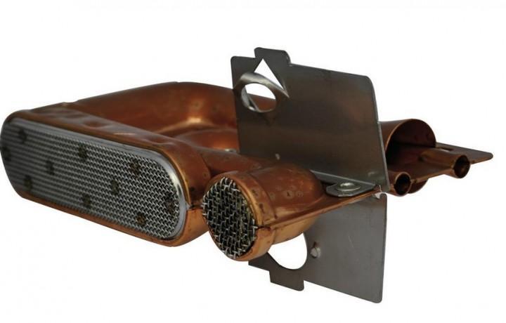 Schalenbrenner 50 mbar Trumatic S 3002