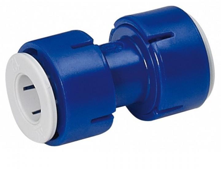 Gerader Verbinder für UniQuick Trinkwassersystem 12 mm