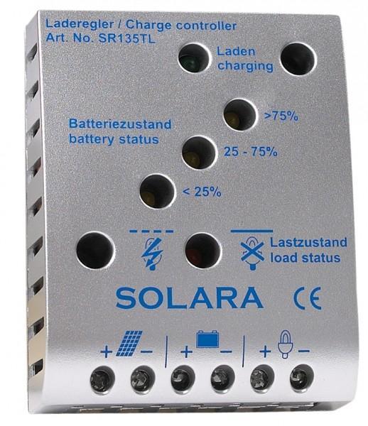 Solara Laderegler SR345TL