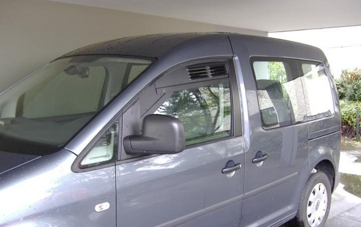 Fahrerhaus-Lüftungsgitter VW Caddy ab Baujahr 02/2004