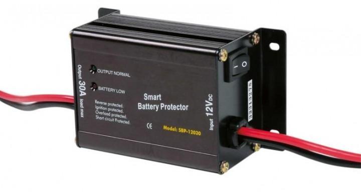 Motormate Batteriewächter 24 Volt