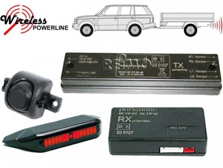 Rückfahrwarner für Wohnwagen Akustisches System