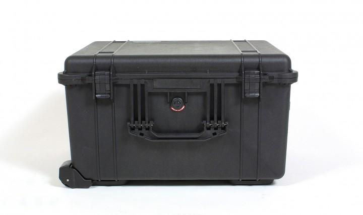 Pelibox 1620 schwarz mit Schaumeinsatz