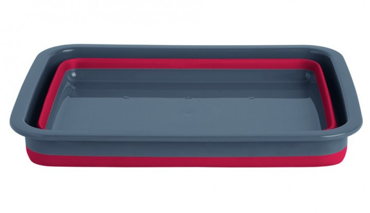 Collaps Serie rot Spülschüssel faltbar