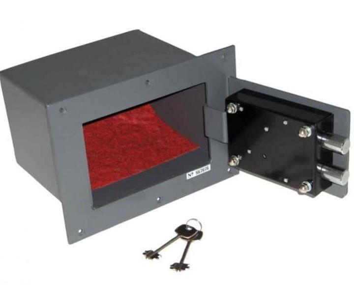 Tresor Safe Jan Einbausafe für Vans 240 x 170 mm