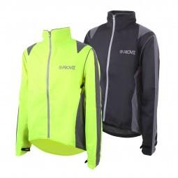 Proviz 'Nightrider' Jacket, Damen gelb, L