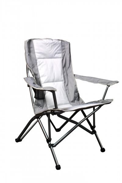 Relags Travelchair Lodge Comfort ST silber grau