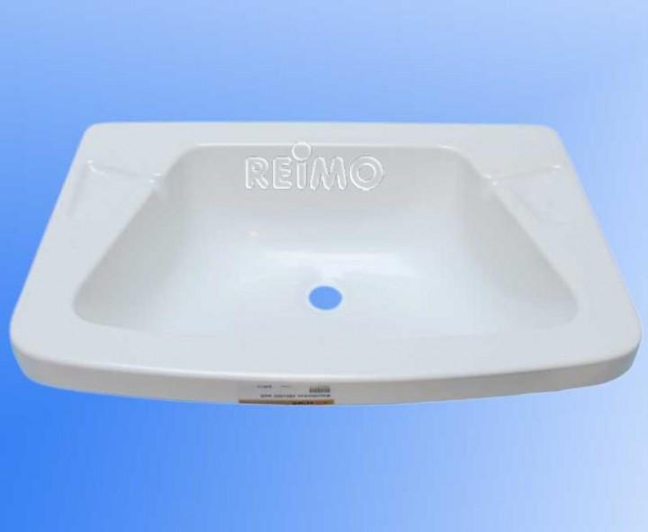 Waschbecken 480x320 mm weiß