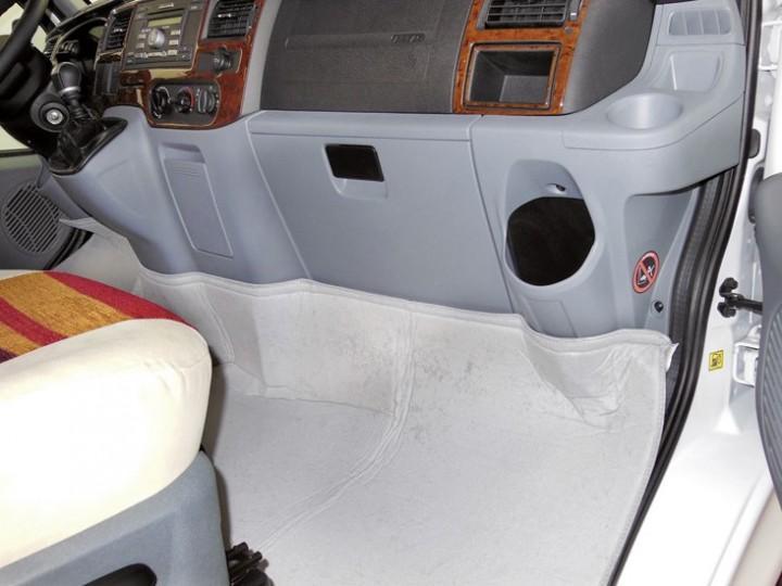 Fußraumisolierung für Fiat Ducato ab Baujahr 07/2006
