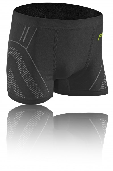 F Functional Underwear 'Megalight 140' Boxer, Men, schwarz, L