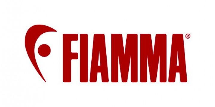 Untere Abdeckung weiß für Fiamma Security 31 und 46