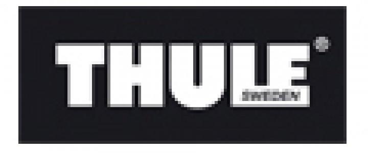 Bandhalterung & Endkappen Y-Schiene Thule Sport G2, schwarz, 2 Stück