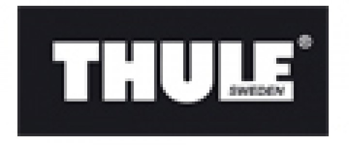 Satz Kappen für U-Profil-Halterung Thule Elite G2 18 cm