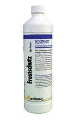Certinox Frostschutz mit grüner Sicherheitsfarbe