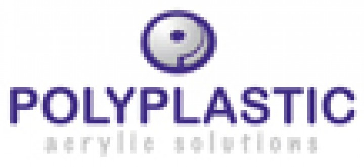 Polyplastic Scharnier für Doppel Ausstellfenster 1504 mm