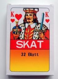 Skat Kartenspiel 32 Blatt