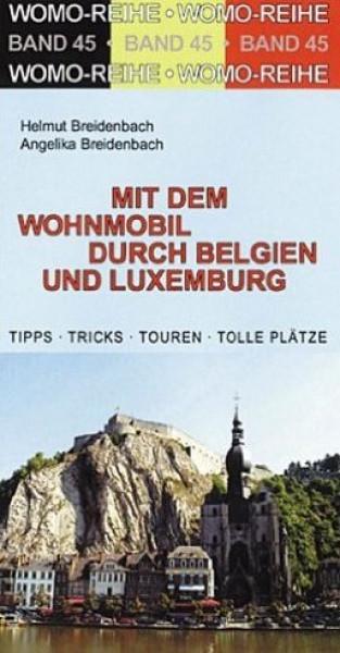 Mit dem Wohnmobil durch Belgien und Luxemburg