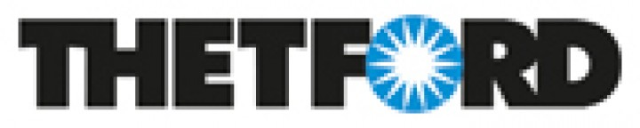 Glasabdeckung für Thetford-Spülbecken Triangle Basic Line 33 links